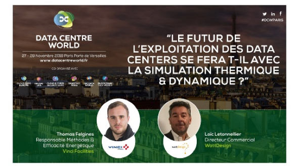 Data Center World 2018