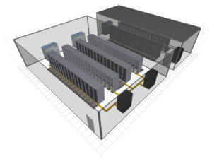 cage data center